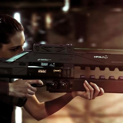 02 Weapons © 2013 vangcki