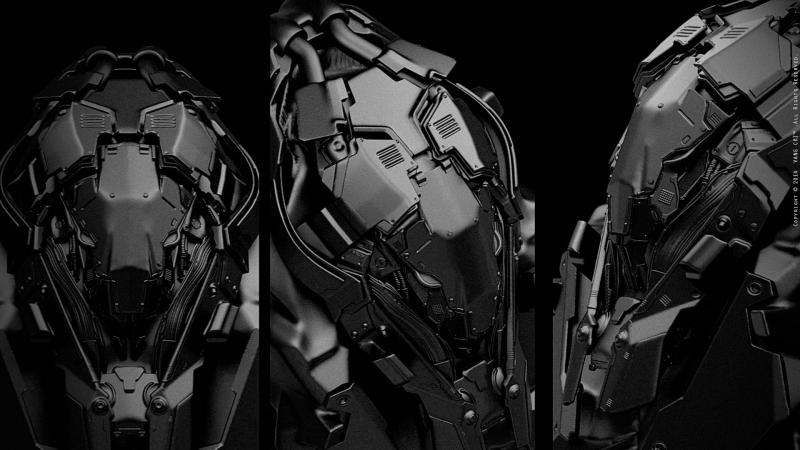 03 Robots © 2013 vangcki