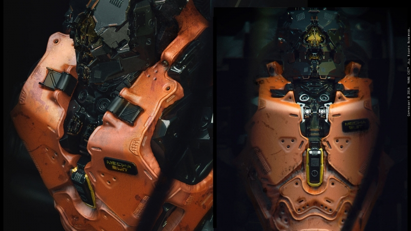 13 Robots © 2013 vangcki