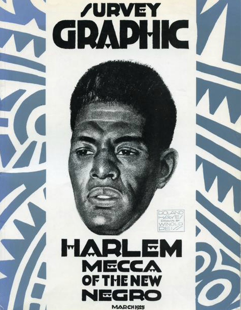 Harlem, Mecca of the New Negro