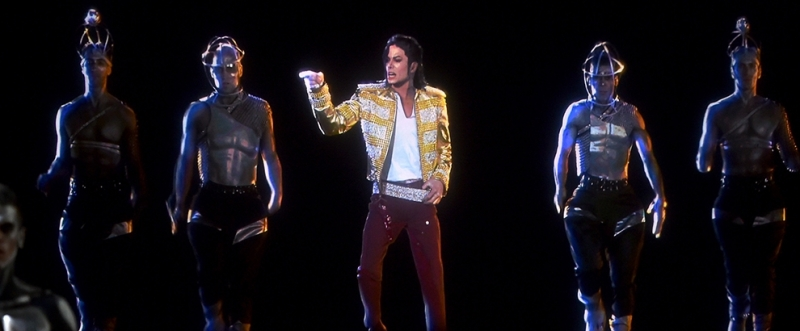 Michael Jackson - Slave To The Rhythm (2)