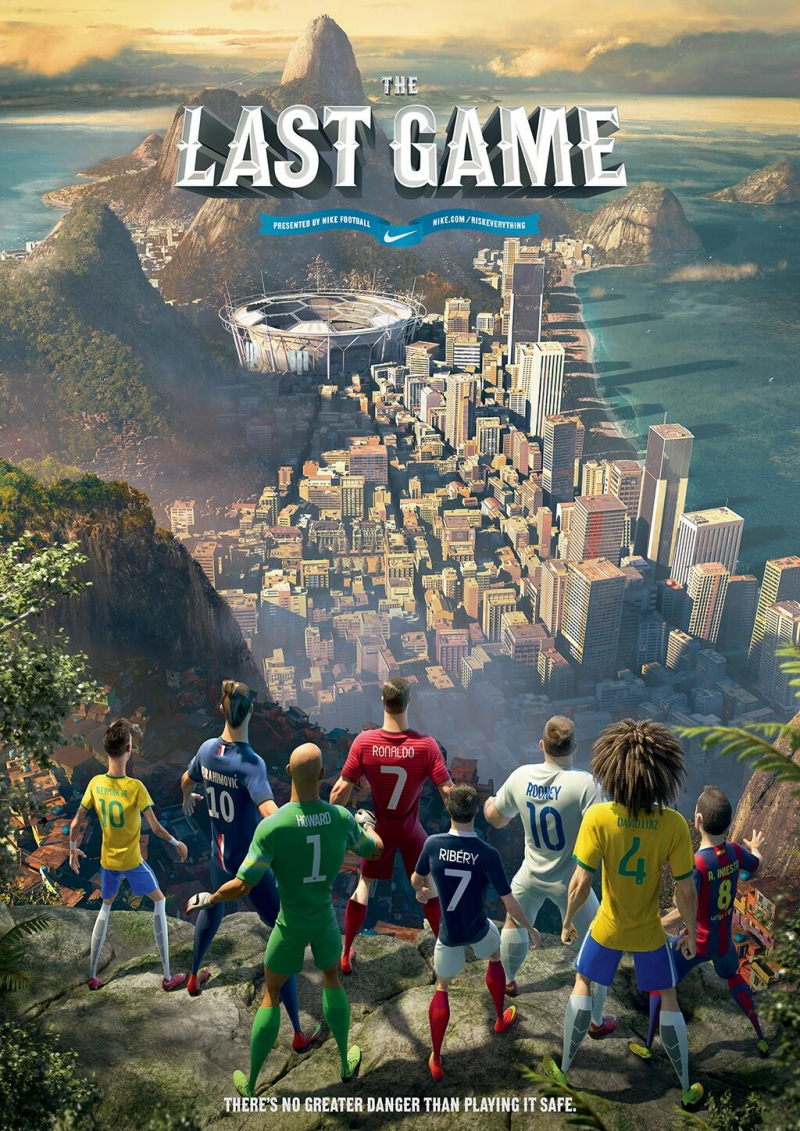 The Last Game (poster)
