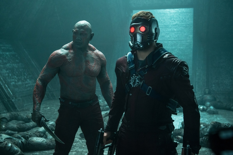 Guardians of the Galaxy 00