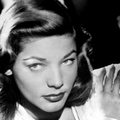 1945 - Lauren Bacall (Michael Ochs Archives)