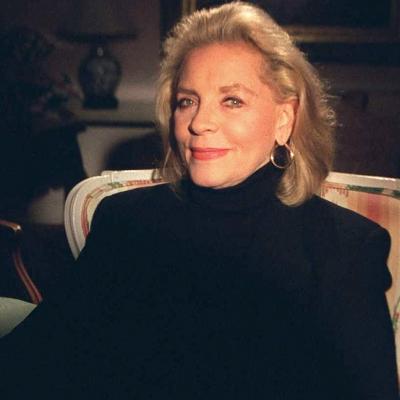1994 - Lauren Bacall (Bruce Gilbert)
