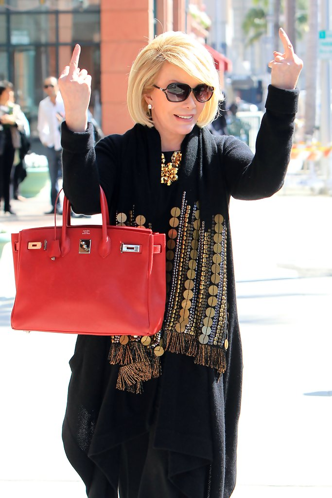 2011 - Joan Rivers (PacificCoastNews.com)