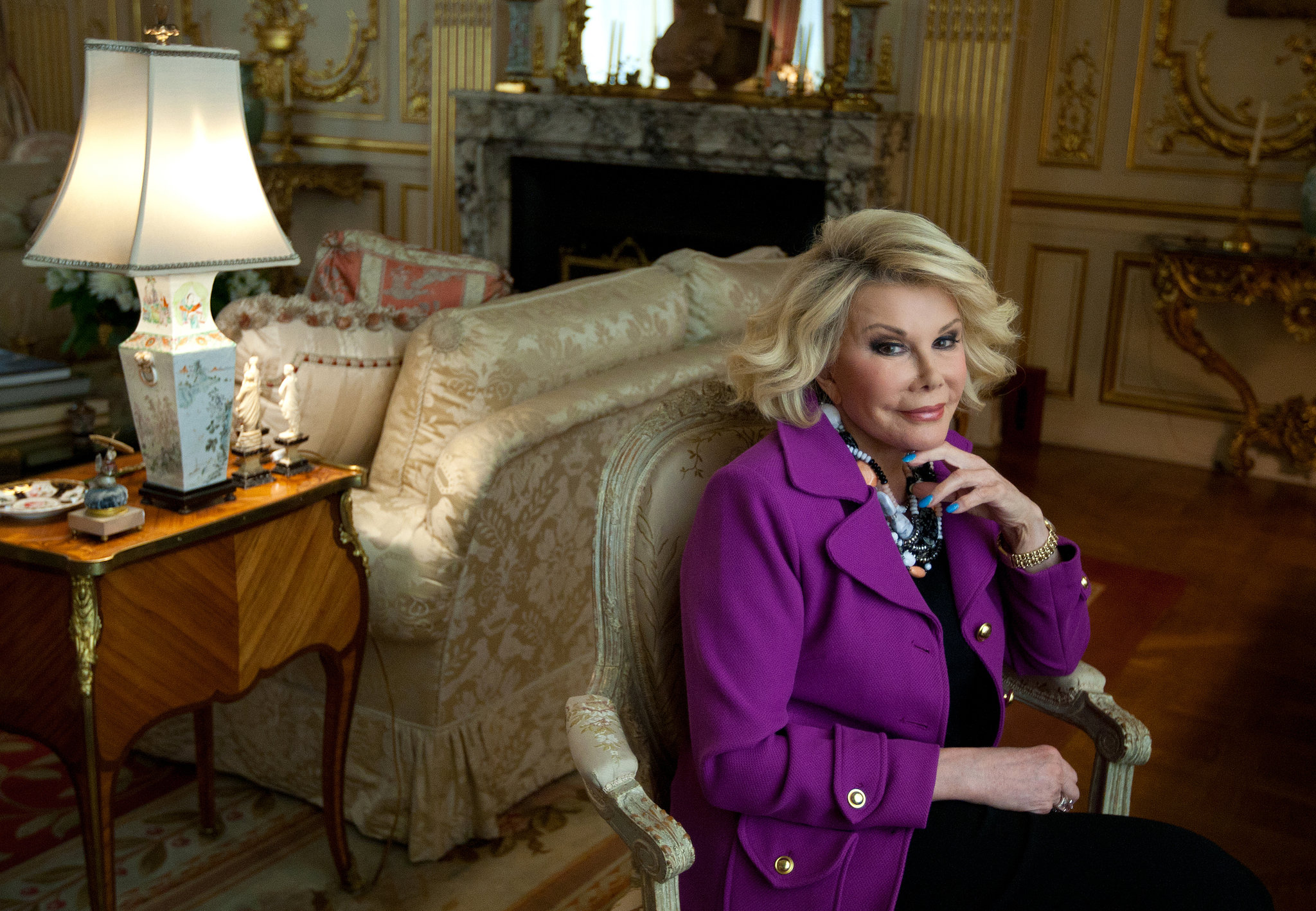 Joan Rivers 1933 2014 Dead At 81 The Superslice
