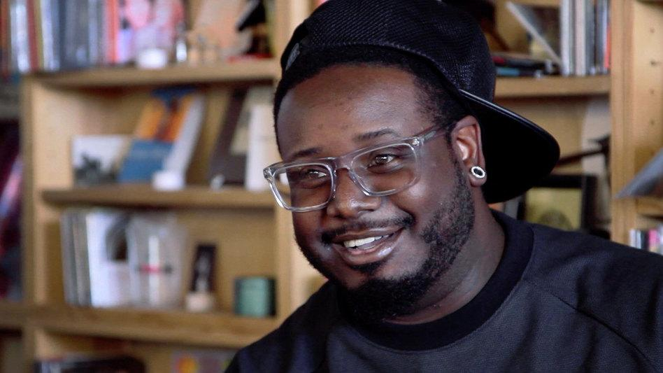 NPR Music Tiny Desk Concert -  T-Pain