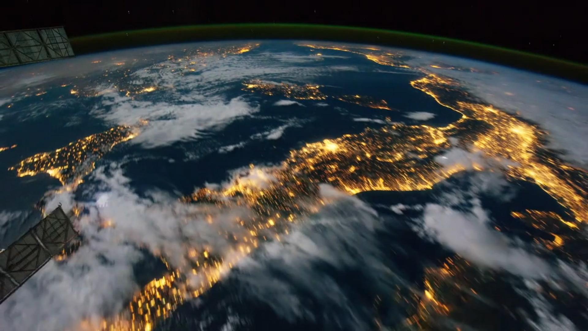 nasa aerial view of illinois - photo #39