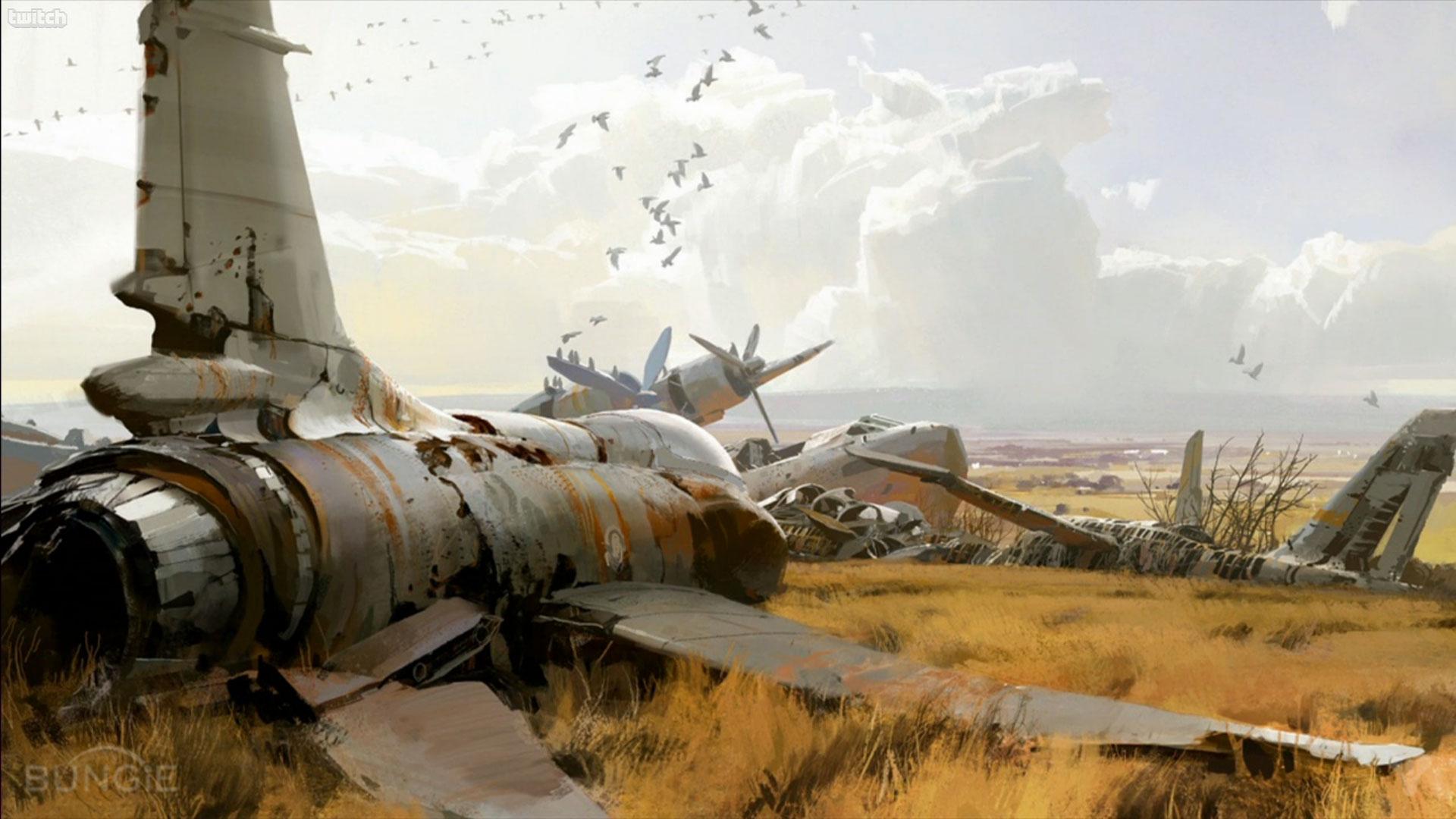 Activision, Bungie, Concept art, Destiny Game, Sci fi, Science fiction ...